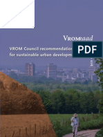 Recommendations for Sustainable Urban Development