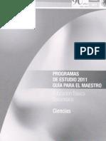 Programa Fis 201 Corto