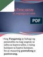 Pang-Ugnay Tag SMP 3