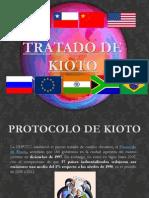 Tratado de Kyoto Ultimo