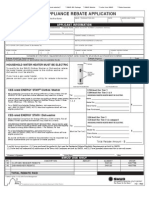 Clothes Dishwasher Rebate Form09