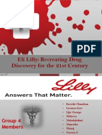 Eli Lilly Ppt- Final