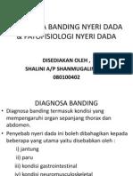 Diagnosa Banding Nyeri Dada