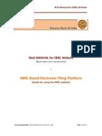 Web Manual for XBRL Website-SuperUser