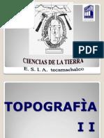 TOPOGRAFÌA II
