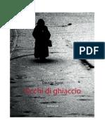 """Leandro Mallamaci presenta il romanzo """" Occhi di Ghiaccio """" di Davide Sgroi."""