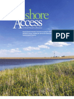 Onshore Access Brochure