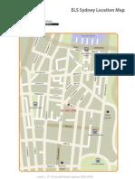 호주 ELS UEC Location map