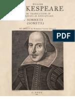 William Shakespeare - Sonnets (Sonetele) [Khesapeake]