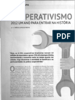 cooperativismo 2012