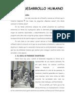 Tema 6 El Desarrollo Humano