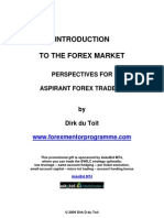 Introduction to the Forex Market - Dirk Du Toit