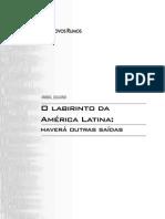 Quijano a. o Labirinto Da America Latina Texto Sobre o Estado