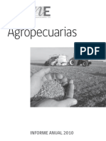 INE Agropecuarias 2010