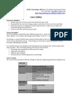 course outline dp 1 2013-14