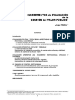 HINTZE Jorge - Instrumentos de Evalucion