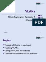 VLANs Lecture