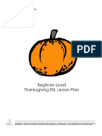 Thanksgiving Beg