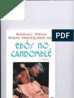 Ebos No Candomble