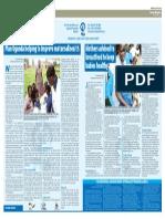Plan Uganda Healthy Living Ad P4-5