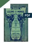 Morale (word 01) Résumés des Leçons de Morale CM-CM2-CS Poiré-Choquet
