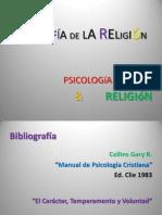 PSICOLOGIA y RELIGIÓN
