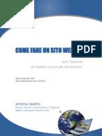 Come Fare Un Sito Web Per Imprese Di Medie e Piccole Dimensioni