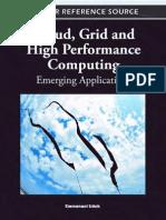 Cloud, Grid and High Performance Computing
