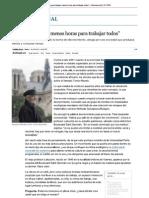 Entrevista Serge Latouche - El Pais 20-08-2013