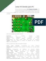 Trucos de Plants vs Zombies Para PC