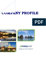 Threeland Travel Profile