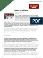 2.A. Alternativas culturales (II parte y última)