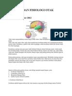Anatomi Dan Fisiologi Otak Manusia