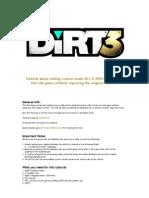 Tutorial Adding Non-DLC & DLC Liveries