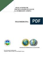 Telemedicina-Aplicaciones de Telecomunicaciones en Salud en