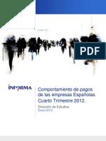 Informe de Comportamiento de Pagos España 2012 Q4.pdf
