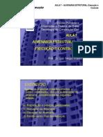 AULA 7 2007 - Alvenaria Estrutural - Execução e Controle (1)