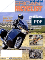 American Motorcyclist Aug 2006