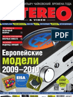 Stereo&Video 09 2009