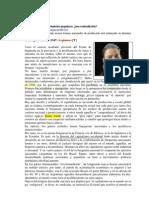 PADILLA Marcelo -Mdz- La Izquierda y Los Movimientos Populares