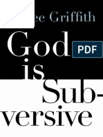 God is Subversive_ Talking Peace in a Time of Empire Paperback - Lee Griffith