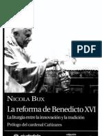 La Reforma Bnedito Xvi