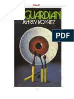 Konvitz Jeffrey - El Guardian