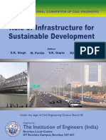 Role of Infrastructure for Sustainable Development