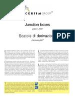 Cortem Junction Boxes