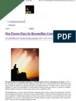 Dez Passos Para Se Reconciliar Com Deus _ Portal da Teologia.pdf