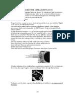 Endorectal Ultrasound
