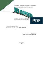 2012 Coperta Lucrarii de Licenta