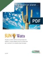Sunwatts Handbook 200706