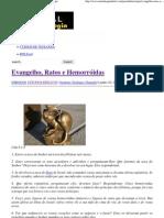 Evangelho, Ratos e Hemorróidas _ Portal da Teologia.pdf